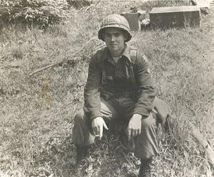 [blog-image]-maine-veterans-homes-scarborough-veteran-of-month-army-garrett-fitzgerald-uniform