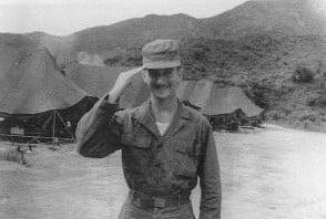 [blog-image]maine-veterans-homes-augusta-veteran-of-month-ned-bigelow-unform