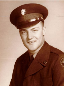 [blog-image]maine-veterans-homes-scarborough-veteran-of-month-robert-hurley-uniform.