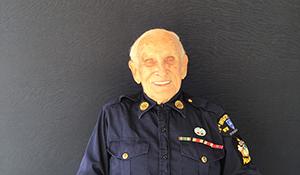 Veteran Earl Brown