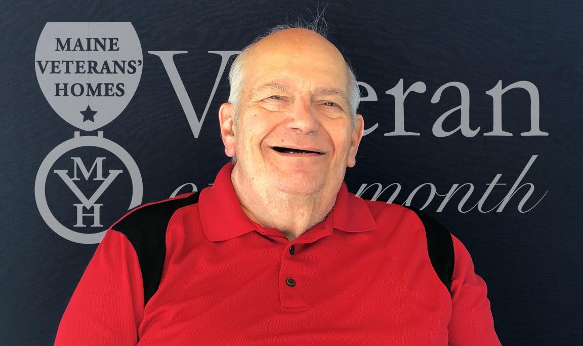 Veteran Robert Buccelato
