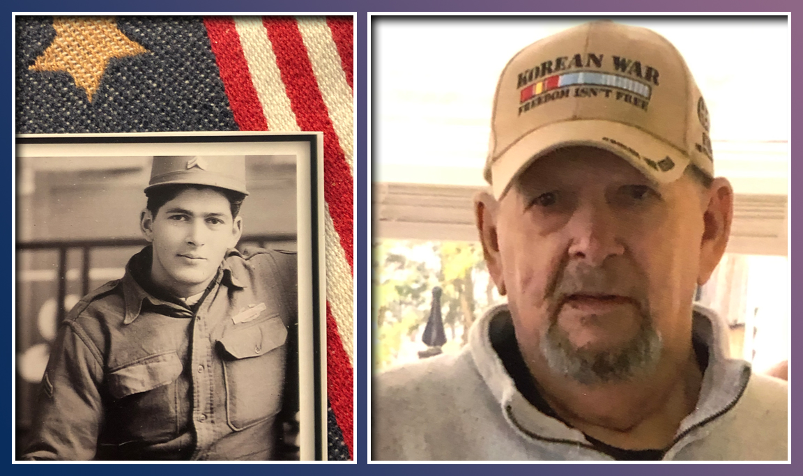 Veteran Paul Pion