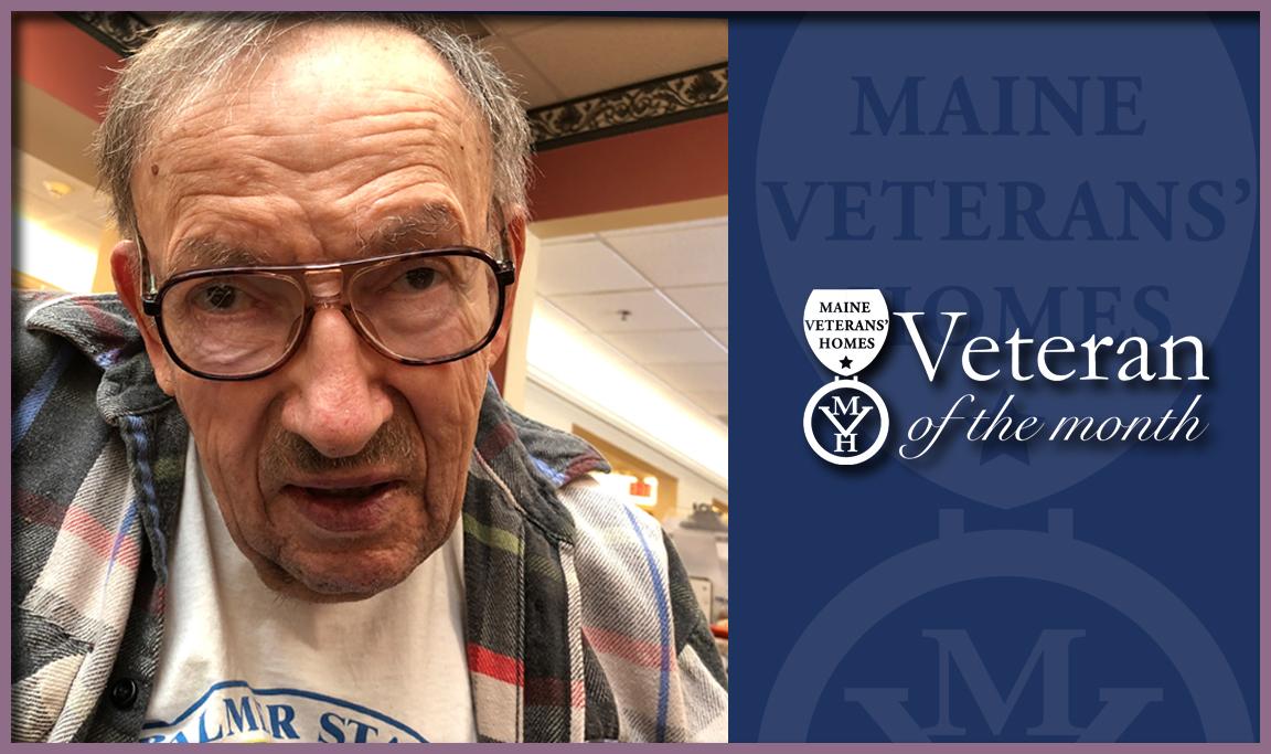 Veteran Robert Vadas