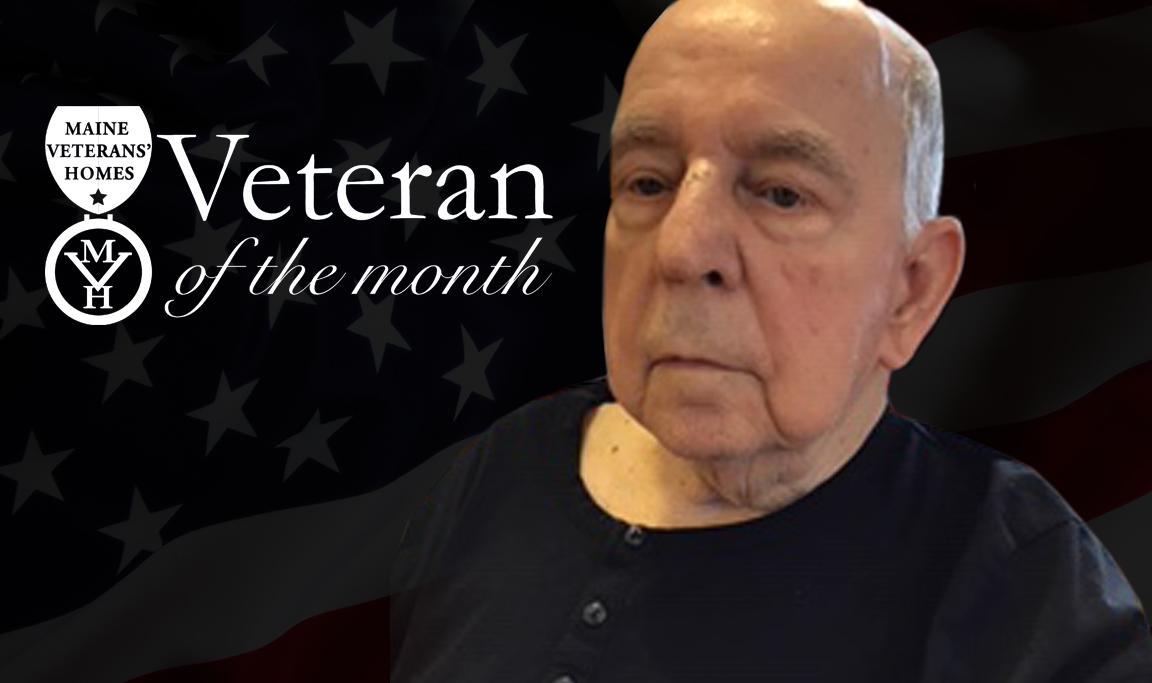 Veteran James Kovach