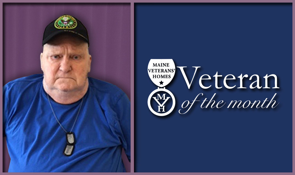 Veteran David Little