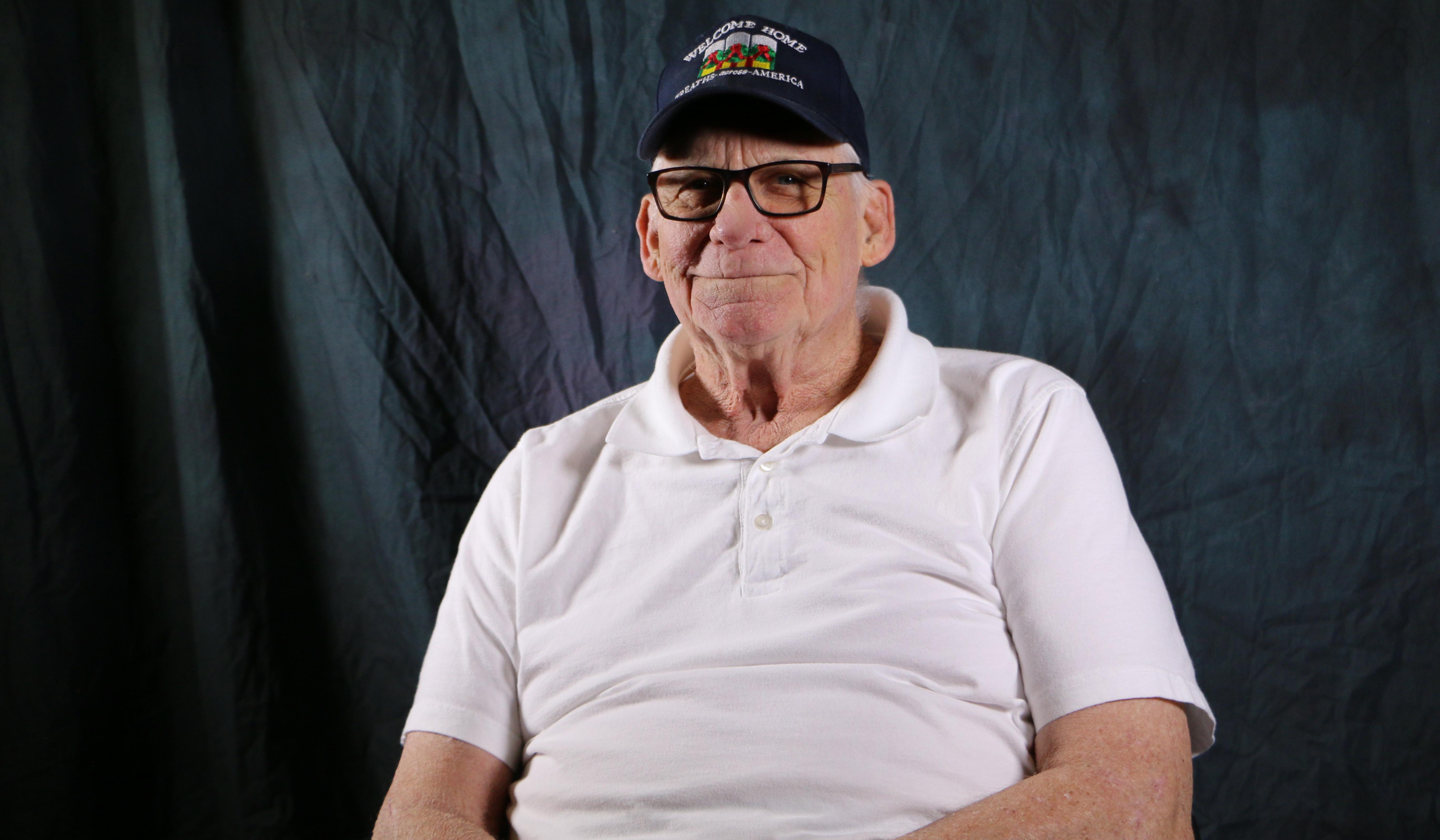 Veteran Hank Stence