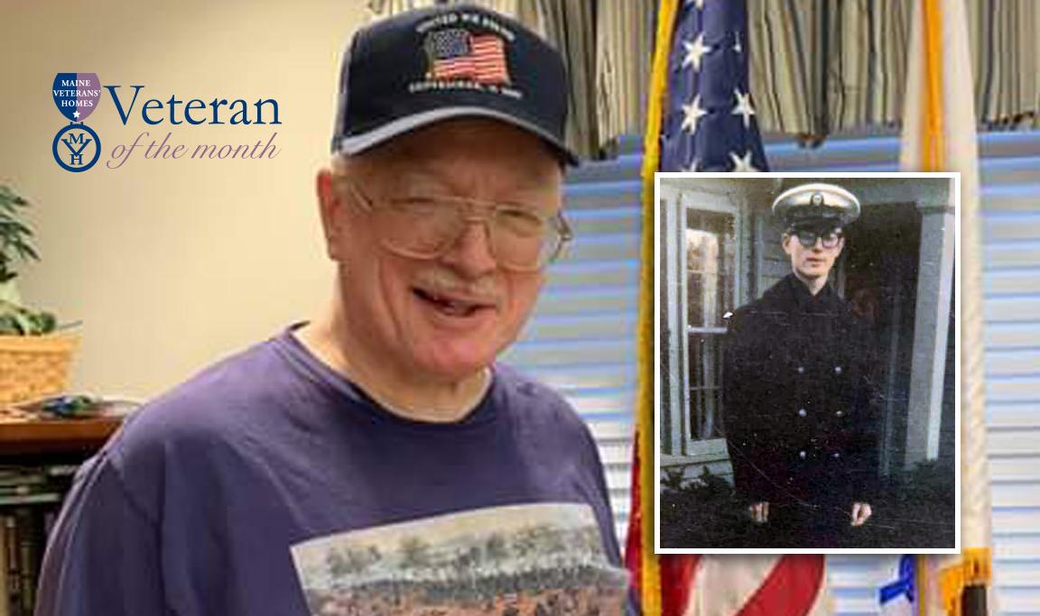 Veteran Robert Morris