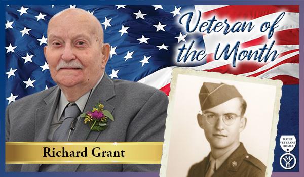 Veteran Richard Grant