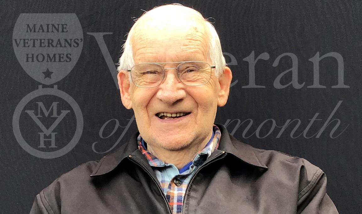 Veteran Jean Nolette