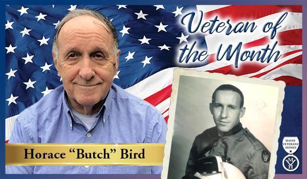 Veteran Horace Bird