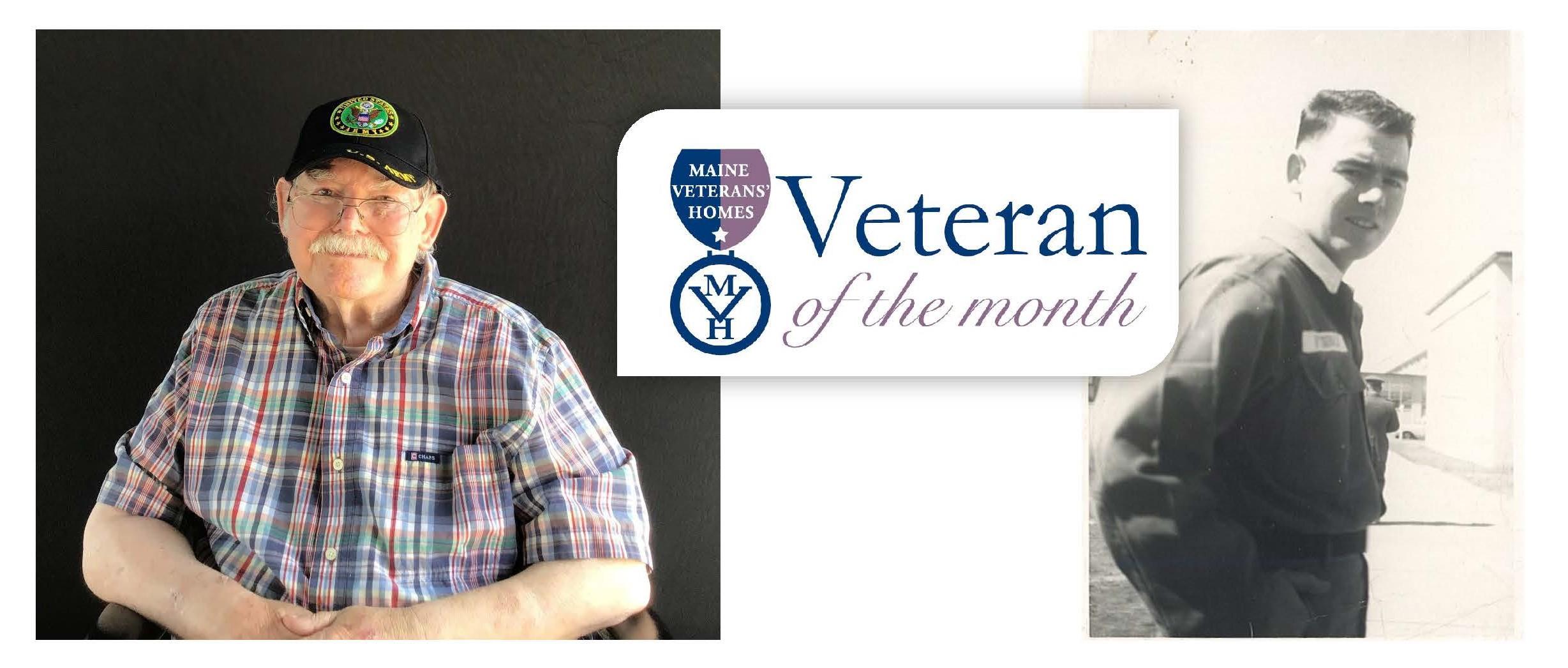 Veteran Garrett Fitzgerald