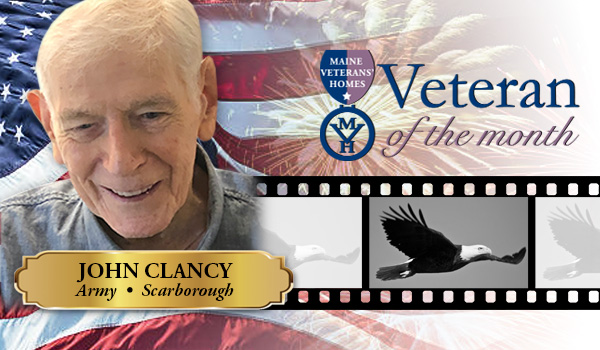 Veteran John Clancy