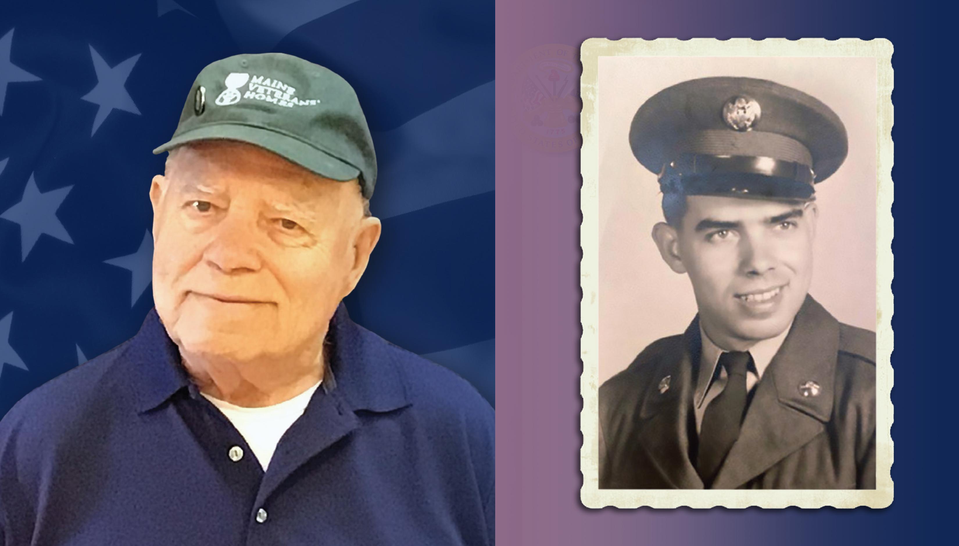 Veteran Clayton Neal