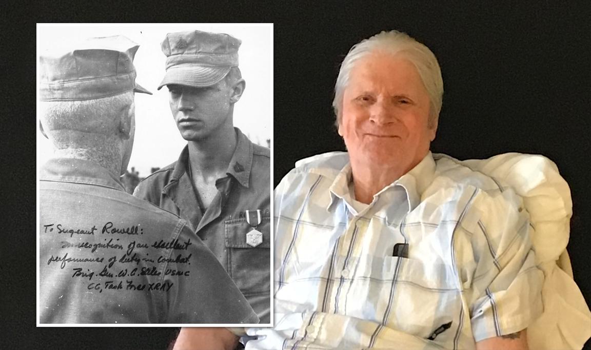 Veteran Peter Rowell