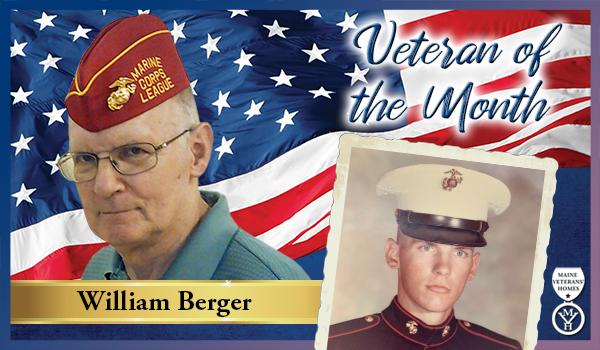 Veteran William Berger