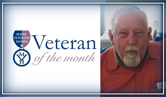 Veteran Richard Andrews