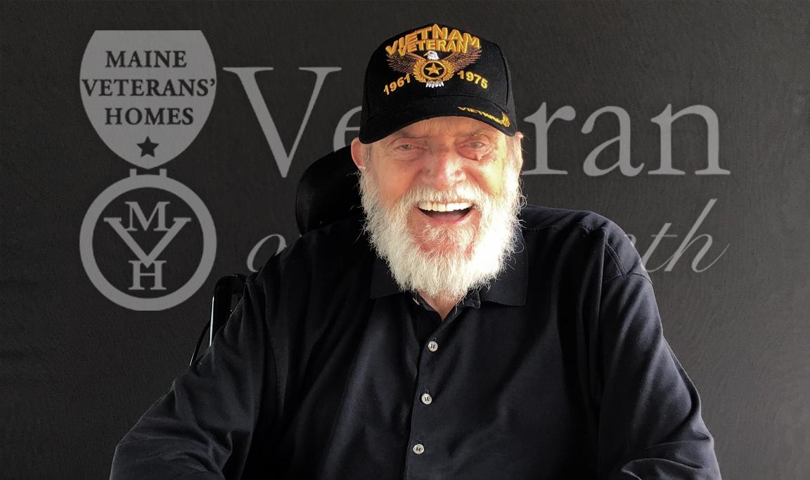 Veteran Joseph Paquette