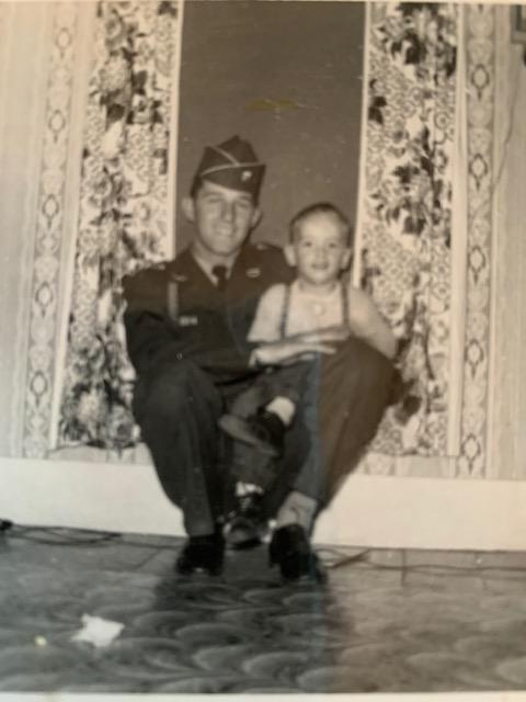 Veteran Ron Boutilier